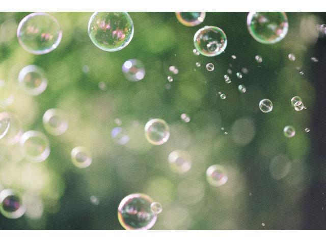 「バブル!?」のサムネイル