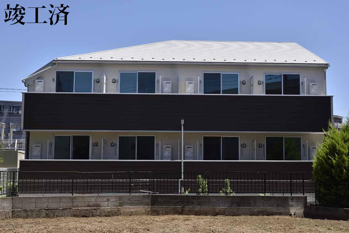 「新築アパート-中河原」のサムネイル
