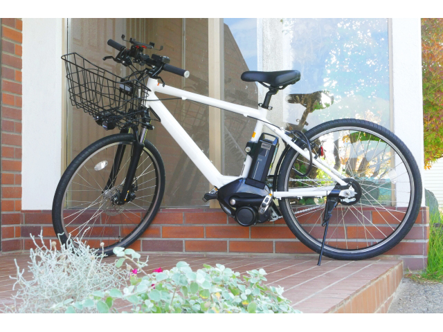 「電動自転車と賃貸物件の関わり」のサムネイル